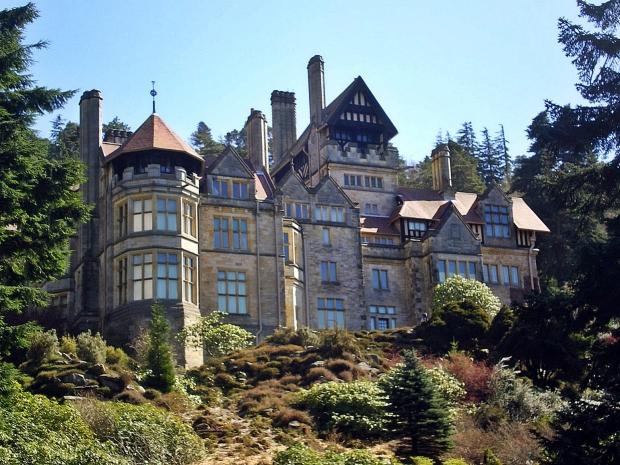 LuxuryHeritageToursCragside in sunshine