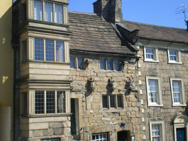 LuxuryHeritageToursCromwell house Barnard Castle